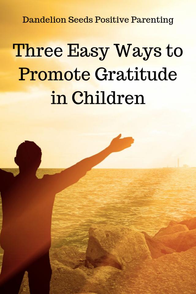 thankfulness children