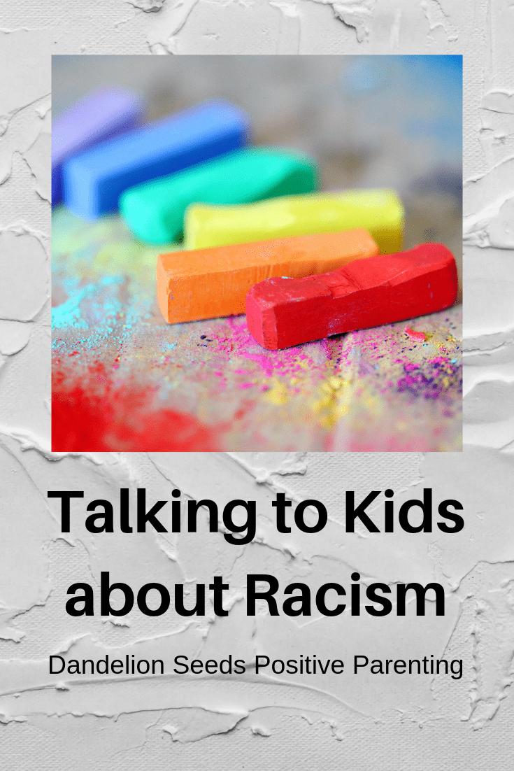 Racism and kids