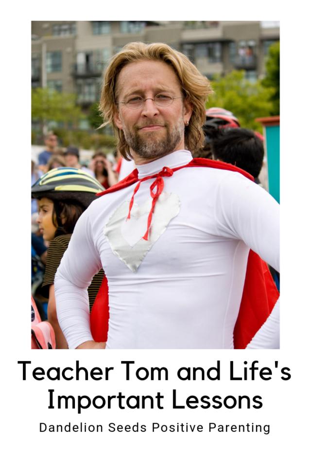 Teacher Tom