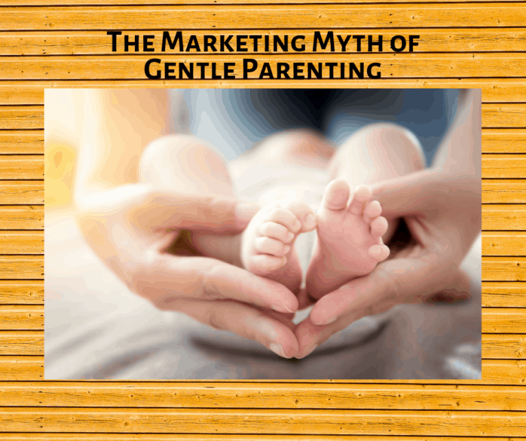 marketing myth of positive parenting